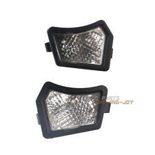 Pair Right Left Side Rear View Mirror Lens for VOLVO S60 S80 V70 C30 XC90