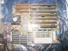 GIGA-BYTE TECHNOLOGY 486 MOTHERBOARD GA-486VM + RAM
