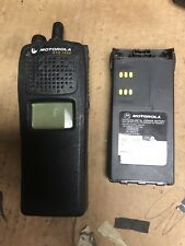 MOTOROLA XTS1500 Digital Radio H66UCD9PW5BN XTS Radio With Battery
