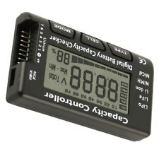 Useful Digital Battery Capacity Tester Checker Controller LCD For LiPo NiMH D5C