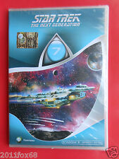 dvds,film,dvd,star trek the next generation n.7,stagione 6,star trek 2 episodi,z