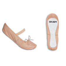 demi-pointes de danse /chaussons de danse, GIMER 7/189 ,ROSES en 37