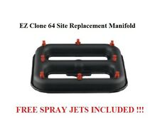 EZ Clone Replacement Manifold for 64 Site System SAVE $$ W/ BAY HYDRO $$