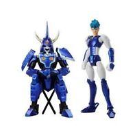 ArmorPlus Ronin Warriors TENKU NO TOUMA Action Figure F/S w/Tracking# Japan new