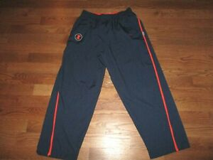 Men's Illinois Fighting Illini Nike Nike Storm Fit Wind Pants Sz. 2XL