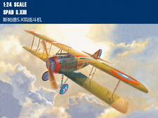 SPAD S.XIII 1/24 aircraft Trumpeter model plane kit 62401