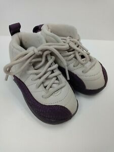 Jordan 23 819666-001 Purple HighTop Lace Up Child/Kids Shoes US Size 5C, UK 4.5