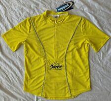 Jaggad Vision Women's Cycling Bike Short Sleeve Jersey - Medium - New!!