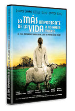 The Most Important Thing in Life Is Not Being Dead NEW PAL Arthouse DVD O.Pictet