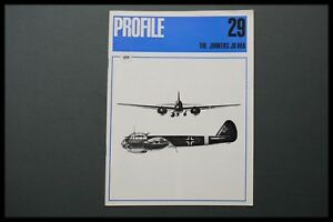 AIRCRAFT Profile Publications No.29 The Junkers 88A Aviation Series