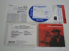 LOU DONALDSON/GRAVY TRAIN (BLUE NOTE TOCJ-4079) JAPAN CD+OBI