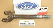 Ford F450 F550 Front Left Hand Inner Axle Shaft 2006-2010 OEM Spicer