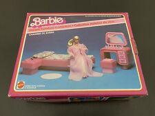 Barbie 7601 Camera Da Letto 1982 Dream Forniture Collection New Vintage