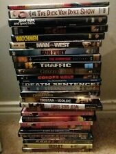Huge DVD lot YOU CHOOSE Kids movies family funny drama action easy gift for