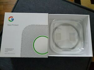 Google Nest Protect Smoke and Carbon Monoxide Alarm [BOX Only - No Device incl.]