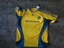 2007 MLS Los Angeles Galaxy David Beckham Replica Jersey NWT