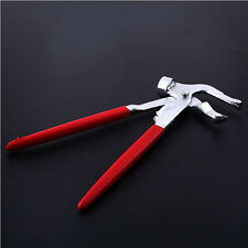 Metal Car Wheel Weight Pliers Balancer Clip On Weight Remover Plier Hammer Tool