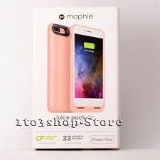 Mophie Juice Pack Wireless Battery iPhone 7 Plus iPhone 8 Plus Case Rose Gold
