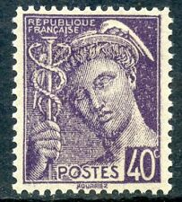 STAMP / TIMBRE DE FRANCE NEUF LUXE N° 413 ** TYPE MERCURE