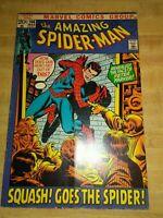 Amazing Spider-man #106, FN+ 6.5, Smythe's Spider-Slayer