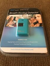New Bactrack Keychain Ultra-Portable Breathalyzer Teal Free Shipping