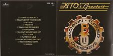 Bachman Turner Overdrive CD: BTO 's Greatest (come nuovo)
