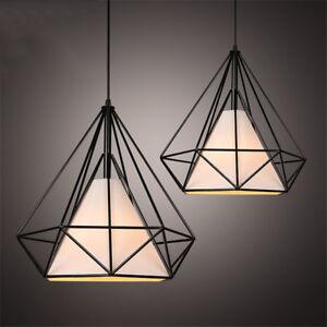 Modern Pendant Light Black Chandelier Lighting Kitchen Ceiling Light Bar Lamp