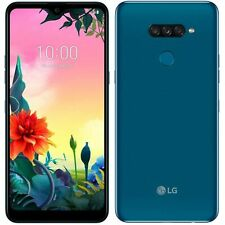 LG K50S X540 32GB LM-X540HM GSM Unlocked Android Phone - Moroccan Blue