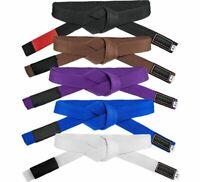 DRAGON Brazilian Jiu Jitsu Gi Belts 100% Cotton Material MMA BJJ Kimono Belt