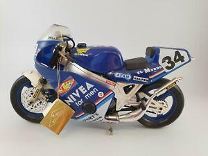 Guiloy Honda MOTO GP #34 EL MUNDO 1/10 Scale Diecast Motorcycle