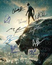 Black Panther signed photo Boseman Jordan 8X10 poster picture autograph RP