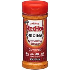 Frank's RedHot Original Seasoning Blend, 4.12 oz
