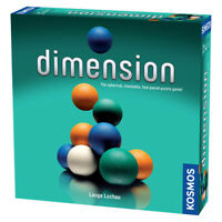 Dimension Board Game Family activity Puzzle Game
