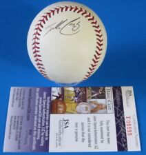 BUBBA CROSBY SIGNED ROM BASEBALL ~ AUTOGRAPH BALL ~ JSA T05595