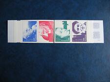 M5, SCHWEDEN, MH155, NOBELPREISTRAEGER, 1990, Postfrisch/MNH**