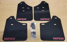 SALE [SR] 02-07 Mud Flaps Set BLACK w/ Hardware Kit & Custom Vinyl B