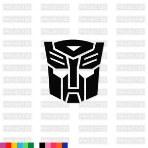 TRANSFORMERS AUTOBOT Decepticon Funny Dub JDM Window/Car/Van Sticker Decal 055