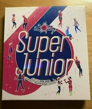 Super Junior Sexy, Free & Single Spy 6th Album WITHOUT photocard