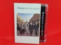 Boyzone - By Request (1999) Cassette RARE (VG+)