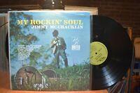 Jimmy McCracklin My Rockin' Soul LP United US 7719 Stereo