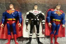 3 Superman Justice League Unlimited DC Universe Animated Justice Lord