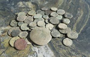 Lote ,50 monedas romanas (calidad baja)L1