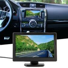 5Inch 800X480 High Resolution HD Car TFT LCD LED Monitor Screen 2CH Video DVD FT