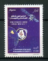 Algeria 2018 MNH ALCOMSAT-1 Satellite Launch 1v Set Satellites Space Stamps