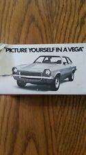 Nos GM Chevrolet Vega test driving promotional camera
