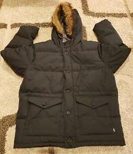 Levis Puffer Jacket Size XLarge Black