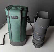 Sigma 50-500 Mm 1:4-6.3 APO DG EX pour/for Pentax avec accessoires/with Accessories