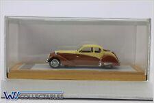 Bugatti t57 COACH VENTOUX 1936 sn57782 1/99 PIECES Ilario Chromes 1:43 Chroniques 053