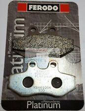 26095 Pastiglie Freno Platinum Ferodo Aprilia Classic 125