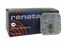 Renata Watch Battery 373 (SR916SW) 1.55V Swiss Made